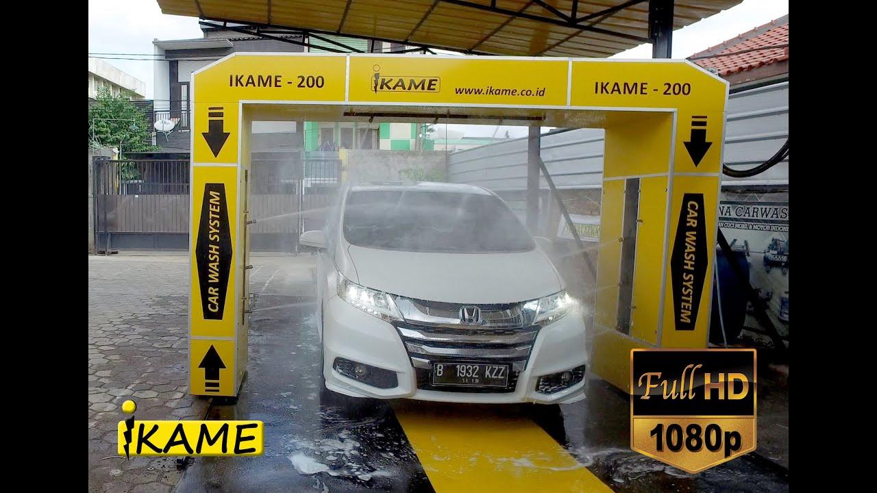 Jual Automatic Car Wash Ikame 200 Wa 0858 5900 2666