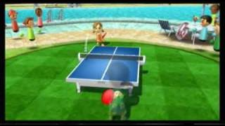 Wii Sports Resort: Ping Pong Champion