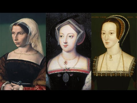 The Mistresses of Henry VIII  Part 1