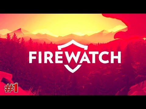 Firewatch ПЕРВЫЙ ВЗГЛЯД (ЗАПИСЬ СТРИМА) на Twitch (1 серия)