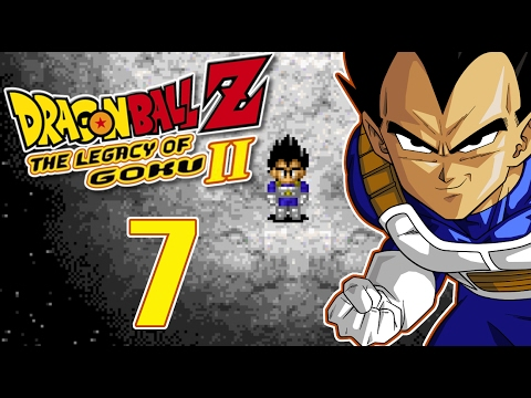 Dragon Ball Z: Legacy of Goku 2 ~ PART 7 ~ Day Of Arrival (GBA)