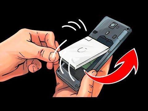Почему больше нет телефонов со сменным аккумулятором