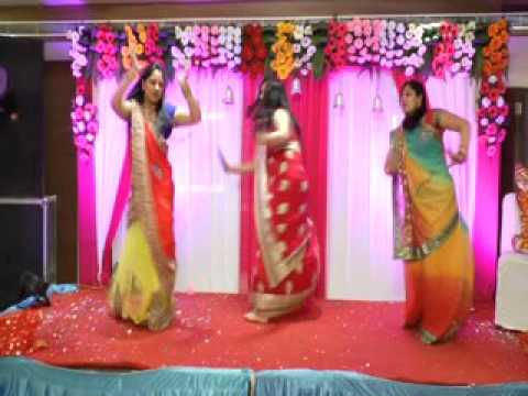 Baisara beera Ladies Sangeet Dance by bhabhis