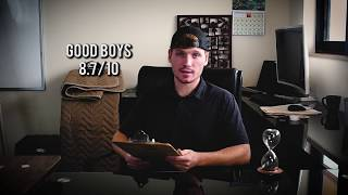 The Kitchen, Good Boys, 47 meters down.  Movie Reviews