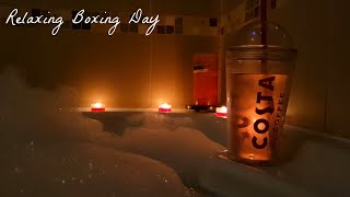 Relaxing Boxing Day - Watching Festive Bake Off | Jenny E
