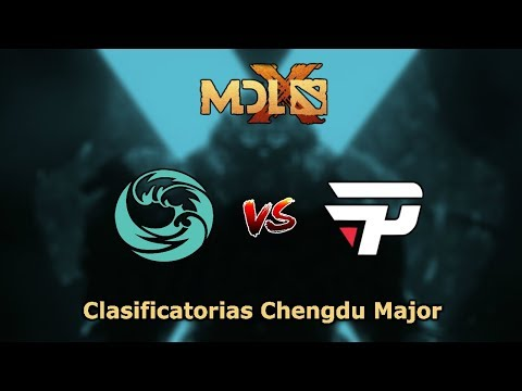Incubus vs Team Unknown - SemiFinal para el segundo Cupo  Chengdu Major