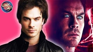 Why Is Ian Somerhalder a Vampire Again?
