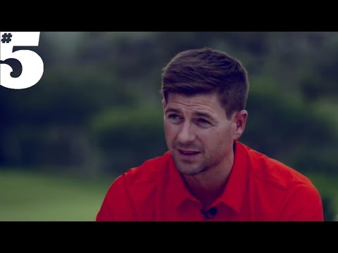 Legend Reborn - Rio Ferdinand Chats With Steven Gerrard Part 1