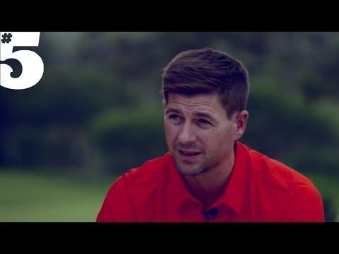 Legend Reborn - Rio Ferdinand Chats With Steven Gerrard Part 1