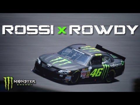 hqdefault - Video: Valentino Rossi mostra que sabe pilotar o carro da NASCAR