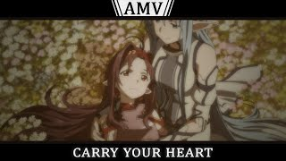 Sword Art Online AMV | carry your heart;