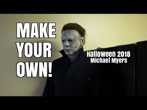 - How To Transform Into Michael Myers 2018.
