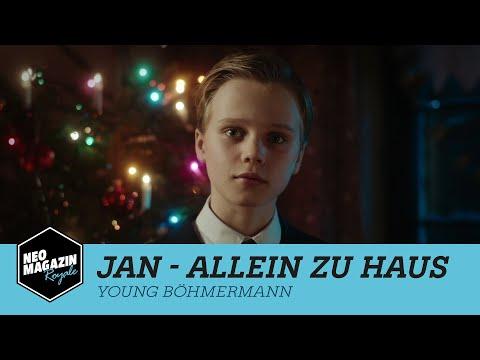 Young Böhmermann Weihnachtsspecial | NEO MAGAZIN ROYALE mit Jan Böhmermann - ZDFneo