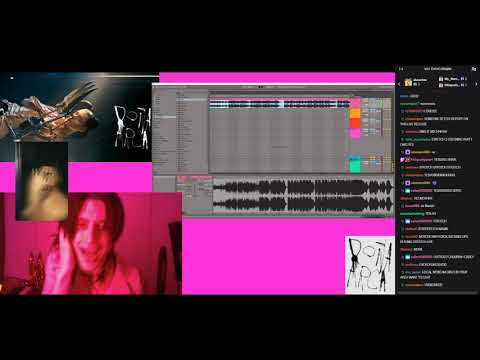Arca teasing new album livestream