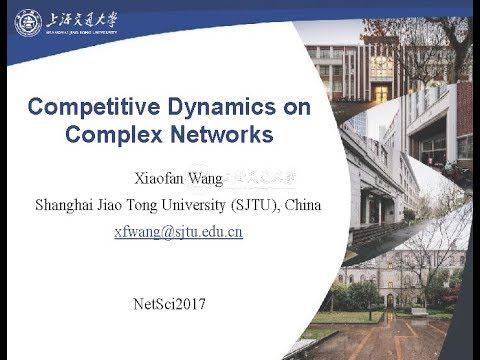 Xiaofan Wang - Analysis and Control of Competitive Dynamics on Complex Networks