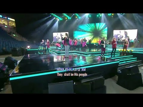 GADOL ADONAI...Hebrew Praise & Worship from Jerusalem(Subtitles)