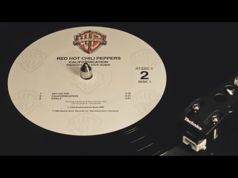 Red Hot Chili Peppers - Californication - Easily - Vinyl