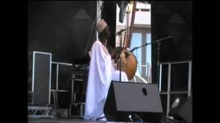 Moussa Kouyate - Bristol Ecoveggie Fayre - 30 May 2010
