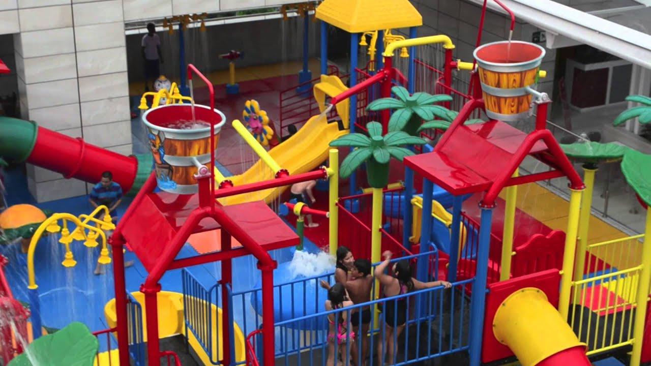 Construcci n de parques acu ticos aquamundo colombia for Piscinas infantiles