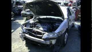1998 Honda Accord LX parts AUTO WRECKERS RECYCLERS anhdonline.com Acura used