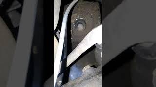 Как убрать люфт в рулевой колонки Ваз 2107