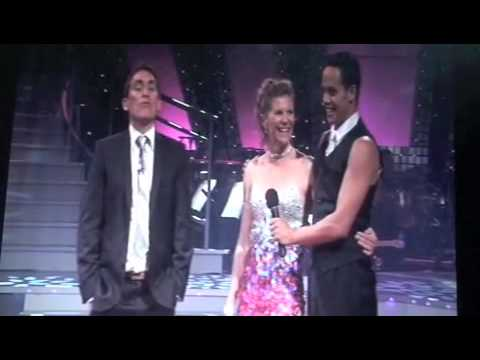 Dancing with the stars 2009 - New Zealand, Freesty...