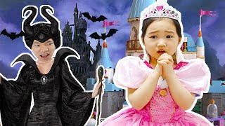 Boram and Konan Princess Castle Lego Toy