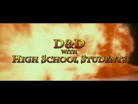 """D&D with High School Students"" S02E01 - A Day at the Festival in Daryolar Shahri"