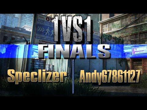 1v1 Tournament - Q3 THE FINAL!!!! - Speclizer vs Andy67861127