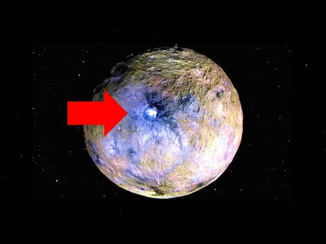NASA Just Released First Close Up Images Of Ceres Mysterious Bright Spots
