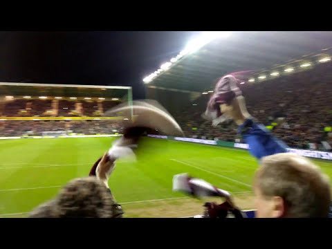 Jambos at Easter road