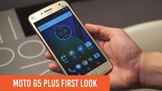 Moto G5 Plus First Look