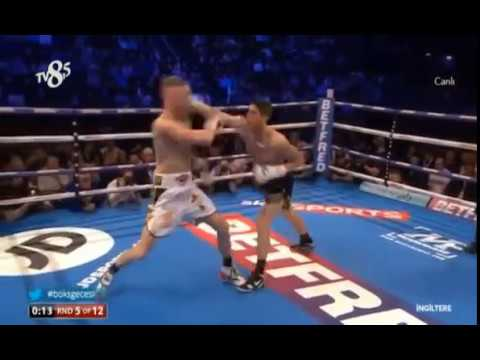World Boxing Association - Rose vs  Arnfield fight WBA International