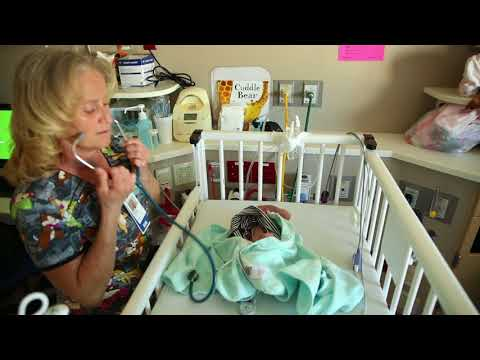The Neonatal Intensive Care Unit at Children's Mercy