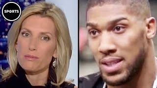 Boxer SILENCES Laura Ingraham And Fox News