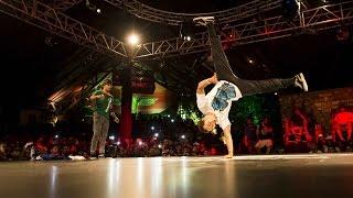 Lil G VS Cirujano -  Quarter Finals - Red Bull BC One Latin America Final 2014