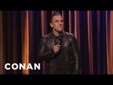 Sebastian Maniscalco Stand-Up 12/01/16  - CONAN on TBS