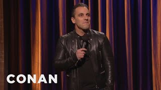 Sebastian Maniscalco Stand-Up 12/01/16  - CONAN on TBS