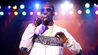 Snoop Dogg 'shoots' Trump clown in video