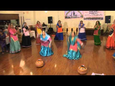 Giddha Performance at World Punjabi Conference -2011- (HD)