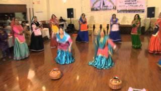 Giddha Performance at World Punjabi Conference -2011- (HD)