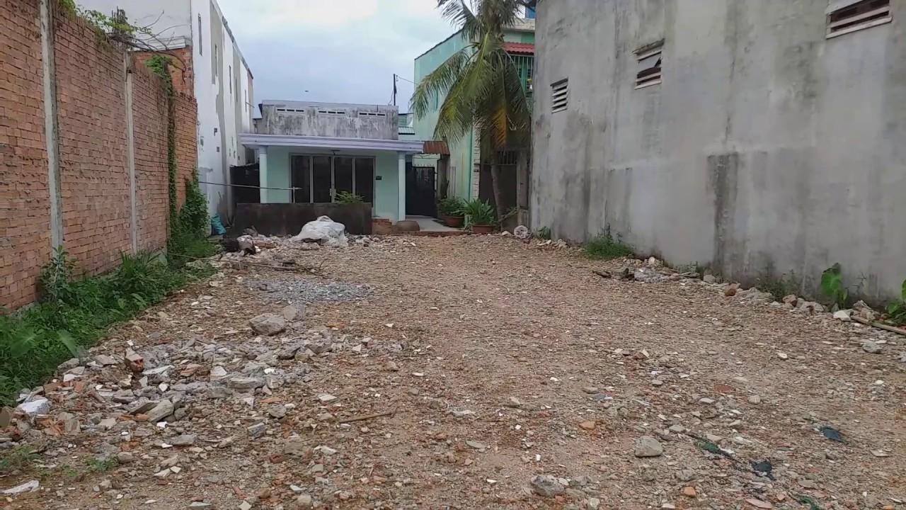 Đất 8x32 rẻ nhất Thạnh Lộc, quận 12, sổ riêng