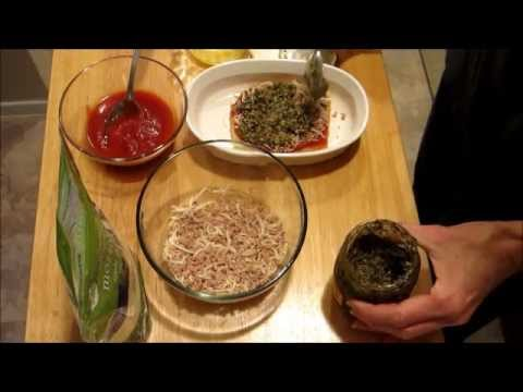 No Chew Food for Soft Food & Puree Diets:  Classic Pizza