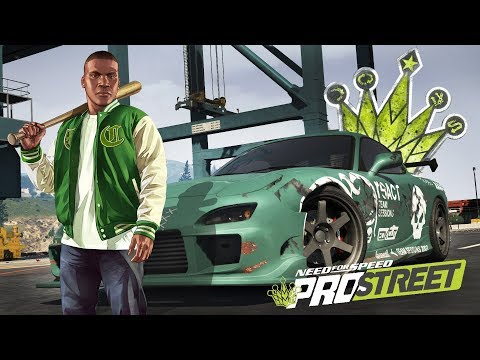 NEED FOR SPEED PRO STREET INTRO RECREATED IN GTA 5! THAT NOSTALGIA 2008 VIBES!