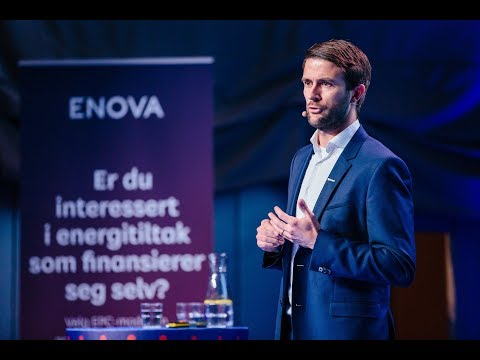Enovakonferansen 2018 | Eirik Folkvord Tandberg