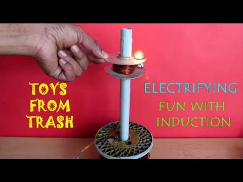 ELECTRIFYING FUN WITH INDUCTION | Tamil