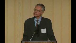 Part 4, Thomas Bender at the 2009 Phi Beta Kappa Triennial Council