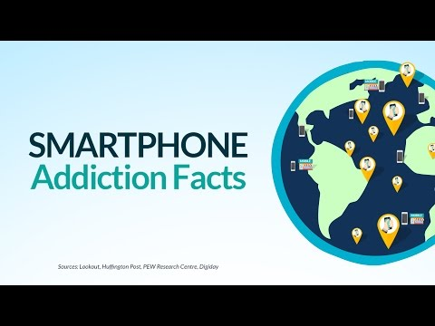 Smartphone Addiction: Statistics You Need To Know