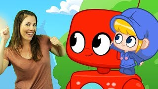 Mila and Morphle Climb a Mountain | Cartoons For Kids | My Magic Pet Morphle | Morphle | Sandaroo