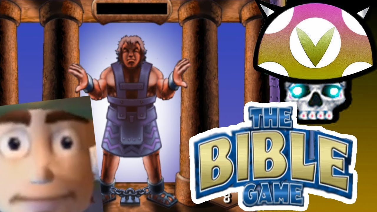 [Vinesauce] Joel – The Bible Game (Mini-Cut)